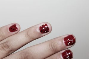Nails 2 by FlamingHorse21