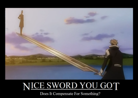 Nice Sword by Ajxackt