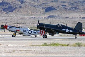 Legends of Air Power by Atmosphotography