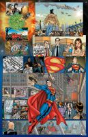 Superman begins by TheComicFan