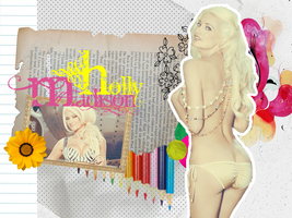 Holly Madison by revallsay