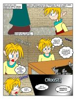 Zelda Choose Your Own Adventure-Page 3 by SO6W