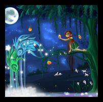 .:Dream During Day of Night:. by Shanella