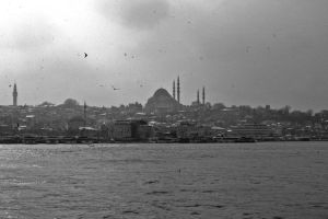 Istanbul, Turkey by AnaHRV
