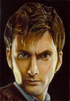Doctor Who card 212 by charles-hall