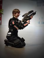 Commander Shepard (fem version) MCM Oct '12 by KaniKaniza