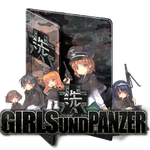 [.ICO] Girls und Panzer by pharrelle