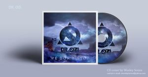CD Cover - Dr. Ozi by Wesley-Souza