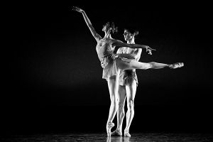 Rehearsal Pas de Deux II by HowNowVihao