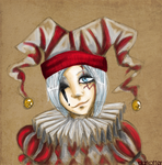 DGM: Just a Clown by darkotter