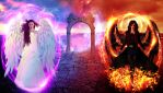 Guardians Of The Portal by BloomingRoseXeniia