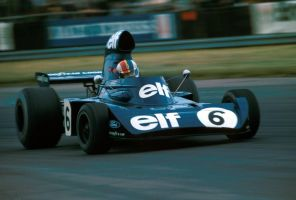 Francois Cevert (Great Britain 1973) by F1-history