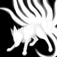 beware the nine tails by Rikka-red