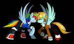 The Speed Rival - Another Race by Flam3Zero