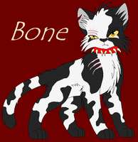 Bone of BloodClan by NighshadeIceheart