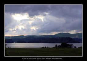 Last of the Light on Loch Awe by amyhooton