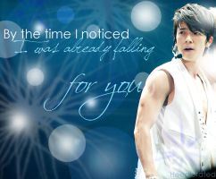 Donghae - For you by Heedictated