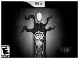 Slender Source : Video Game by draculogan123