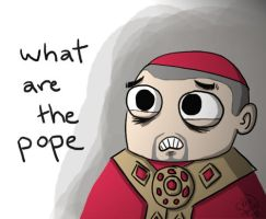 what are the pope by brewley