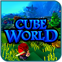 Cube World YAIcon by Alucryd