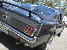 1965 Mustang Fastback by Shadows-Soul