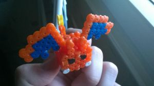 #006 Mini Charizard by Narkh