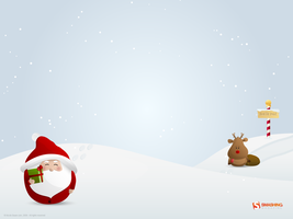 Hurry up, Rudolph by Maquita