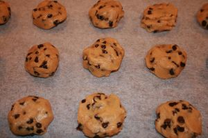 chocolate chip cookie dough by snaplilly