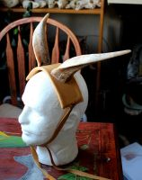New Wearable Horns on Headbands - 4-4-16 by lupagreenwolf