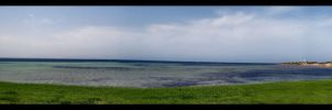 Tumby Bay Panorama by Pianochick66