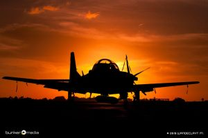 Sunset A-29 by Wandeclayt
