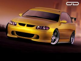 Holden Commodore SS by odyar
