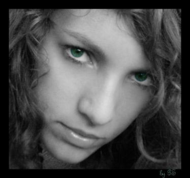 green eyes by GreenSerenity