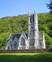 Kylemore Chapel by r4gd011s4117
