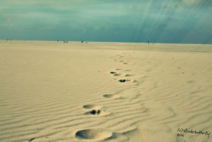 Footsteps by VlinderButterfly