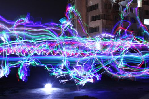 Project Light Paintings #5 by Aheng711
