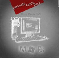 Ultimate Fonts Pack v.1.0.0.0 by Domino333