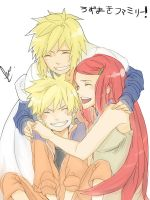 uzumaki family by Ciao-Ssu