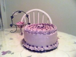 My first cake EVER by PnJLover