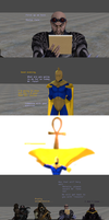 Doctor Fate Injustice DLC Audition by Kaiology