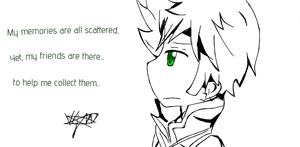 Scattered Memories Will Be Collect.. by Random-Rengeki
