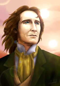 Eighth - Paul MacGann by MistressAinley