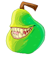 Pear by ChillyFish