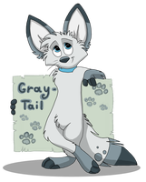Gray-tail by gray-tail