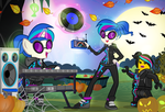 Seriously, I am NOT a DJ! by PixelKitties