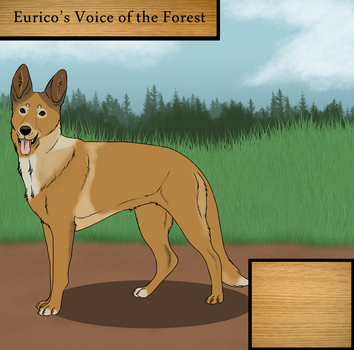 Eurico's Song of the Forest by Bella-Prado