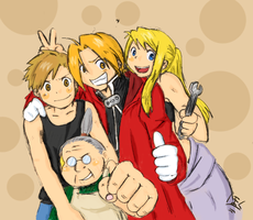 ThatsNotGunpowder Request -FMA by natural-disasters