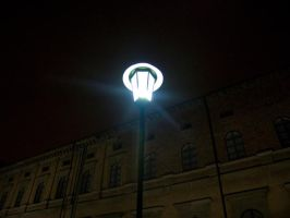 Alte Pinakothek at Night 3 by soffl
