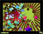 Pop Art Manifesto III - Flower by VanillaBeanDuck