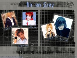 Dir en Grey by haphazard-moogle